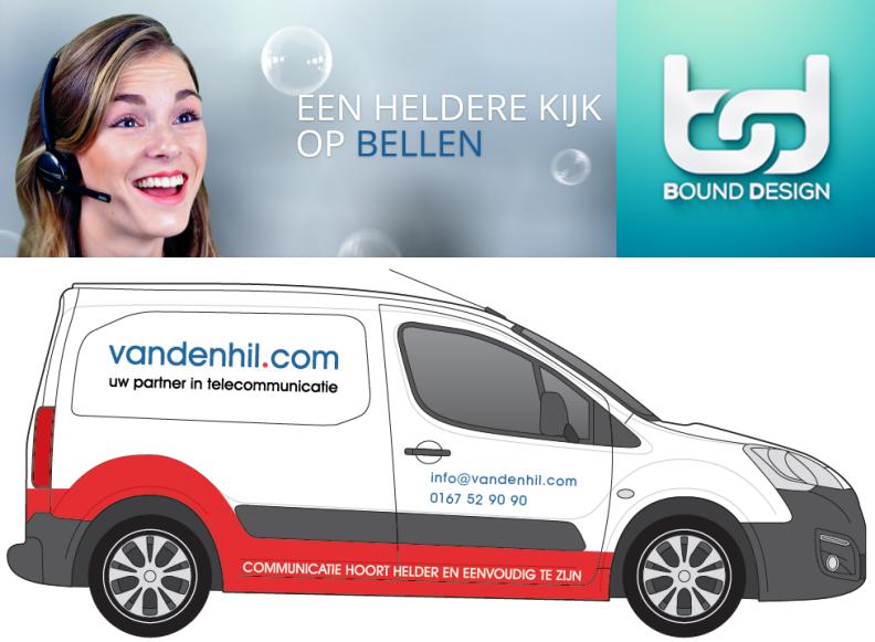 Vandenhil.com lanceert nieuwe huisstijl