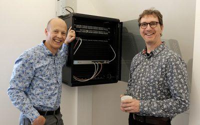 Ruim 10 jaar samenwerking met Deltacom