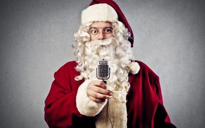 Vergeet uw kerstboodschap niet